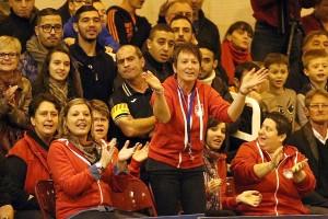 Le coach souhaite du soutien pour ses joueurs (Nicolas GOISQUE/archives)