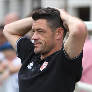Sam Riscagli attend une réaction pour la fin du championnat !! (Nicolas GOISQUE/archives)