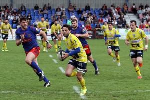 St Jean a globalement dominé le match (Nicolas GOISQUE/www.Focale.info)