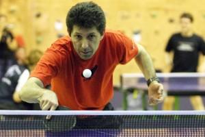 Le Dijon Tennis de table du président Yann Yvray a enregistré la satisfaction des participants (Nicolas GOISQUE/www.Focale.info)
