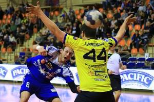 Marco Poletti (12 buts) a encore été dans tous les bons coups !! (©Eric BONTEMPS)