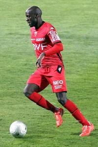 Le jeu offensif de Dijon a été bien pauvre ce soir (Nicolas GOISQUE/archives)
