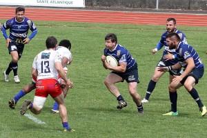 L'agressivité défensive Dijonnaise a considérablement gêné les angérien (Nicolas GOISQUE/www.Focale.info)