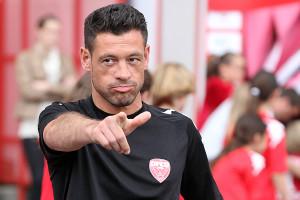 Sam Riscagli sait où il veut aller et il passe à la vitesse supérieure en terme de recrutement (Nicolas GOISQUE/www.Focale.info)