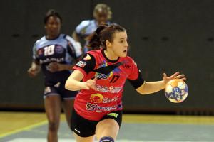 Marie Prouvensier signe un premier contrat pro dans son club de toujours (Nicolas GOISQUE/archives)