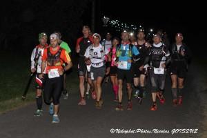 les premier km du 105 km (©Nicolas GOISQUE/www.Focale.info)