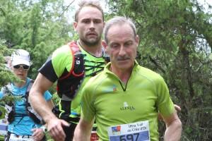Victor Watiolienne ici en deuxième position  (©Nicolas GOISQUE/www.Focale.info)