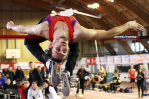 l'actuelle halle d'Athlétisme de l'Université de Bourgogne ne possède pas de piste circulaire et ne permets pas l'organisation de grandes compétitions(Nicolas GOISQUE/archives)
