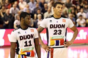 Walker et Gray scoreurs habituels n'ont rien réussi ce soir (Nicolas GOISQUE/www.Focale.info)