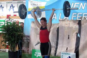 Aline Bonnet à 55kg © HMDB 21