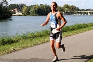 Isabelle était la plus forte en course à pieds (©Nicolas GOISQUE/archives)