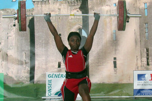 Judith Eluard à 95 kgs © HMDB 21
