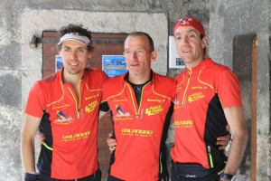 Thomas, Denis et Damien, la Dijon Dream Team © DDT