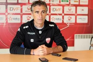 Olivier Dall' Oglio veut jouer la coupe de la ligue à fond !! © Nicolas GOISQUE/www.Focale.info