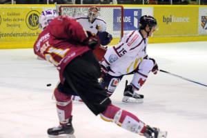 Bien rentrer dans le match sera primordial pour les Dijonnais © Guillaume Meurisse/Hockey Hebdo