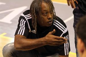 Jackson Richardson n'a pas aimé la fin de match de ses joueurs © Nicolas GOISQUE/www.Focale.info
