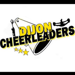 Logo Dijon cheerleaders