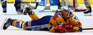 Dijon a chuté en fin de rencontre © Claude Ares / Hockey Hebdo