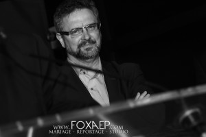 Gilles Poissonnier © FOXaep