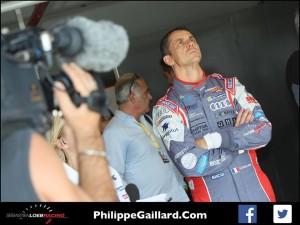 Philippe Gaillard vise une troisième victoire de rang à Navarra © PG SLRT