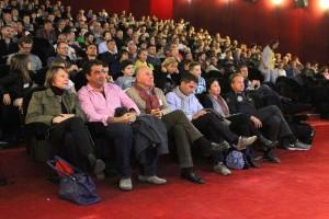 Le public avec ici le jury au premier plan a encore répondu présent pour cette 24 ème édition © Nicolas GOISQUE/www.Focale.info