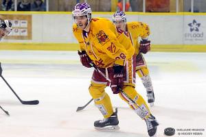 Dijon a su être réaliste en contre-attaque ©Guillaume Meurisse/ Hockey Hebdo