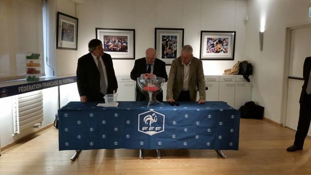 Foot entreprise 911 soccer team en 32 me de coupe de france dijon sport news - Fff tirage coupe de france 2015 ...