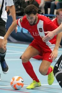 Les deux buts de Sofian Aouidat n'auront pas suffit © Nicolas GOISQUE/archives