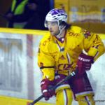 Jared Brown quiite Dijon pour la Pologne © Philippe Rouinssard / Hockey Hebdo