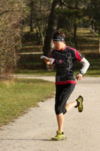Courir en réfléchissant: un sacré défi ! ©Laurent Duquesne
