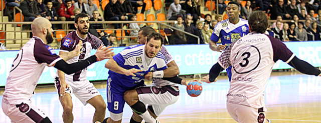 Le DBHB accueille Istres