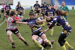 Dijon a défendu bec et ongles face à une formation très physique © Nicolas GOISQUE/www.Focale.info
