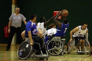 Dijon était aux abonnés absent dans l'agressivité en début de rencontre © Nicolas GOISQUE/www.Focale.info