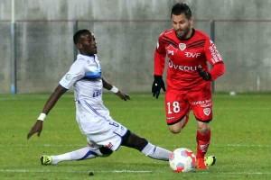 Fredééric Sammaritano sanctionné par la LFP © Nicolas Goisque