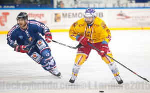 Dijon a pris des points sur les deux derniers matchs en championnat. Jamais deux sans trois ? ©Laurent Lardière/ Hockey Hebdo
