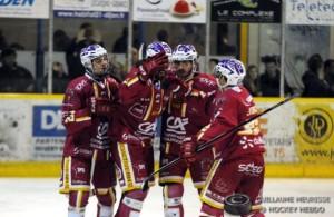 Les Ducs confirment bonne forme © Guillaume Meurisse/ Hockey Hebdo