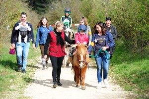 Balade à poney Philippe Maertens