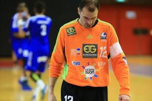 Dijon ne pourra compter sur les services de son capitaine Stojinovic © Eric BONTEMPS