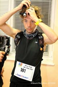 vainqueur en 2014 et recordman du chrono de l'épreuve Frédéric DESPLANCHE © Nicolas GOISQUE/NikoPhot archives