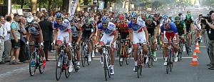 Le départ du critérium 2015 © Nicolas GOISQUE