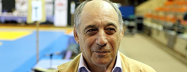 Lucien-Lamy président-du-comité-départemental-de-Côte-d'Or de judo © Nicolas GOISQUE/NikoPhot