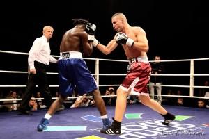 Le combat est allé au bout des 12 rounds © Lucie F Photographe