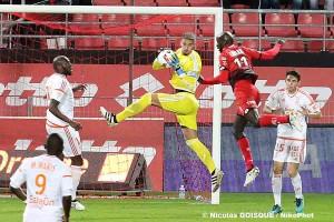 Tavares a eu plusieurs occasion mais a manqué de justesse © Nicolas GOISQUE/NikoPhot
