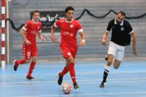 En l'absence de nombreux joueurs les jeunes ont bien tenu leur rang  © Nicolas GOISQUE/NikoPhot
