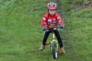 Le plus jeune des concurrents de la journée © Nicolas GOISQUE/NikoPhot