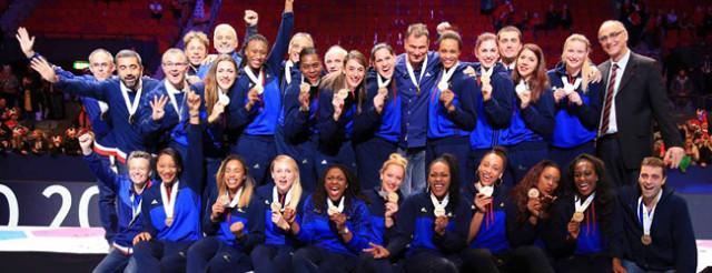 Championnat d'Europe déc 2016 en Suède médaille de bronze © S Pillaud