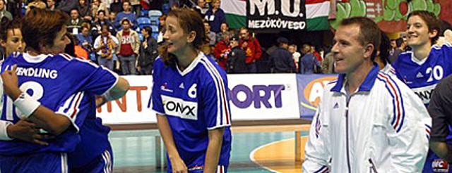 Championnat du monde 2003 en Croatie médaille d'or © S Pillaud