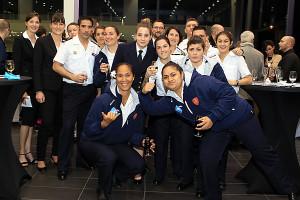 l'équipe féminine de la marine nationale © Nicolas GOISQUE/NikoPhot
