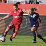 Elise Bussaglia et les françaises s'imposent 4-0 contre la Corée du Sud en ouverture de la Coupe du Monde